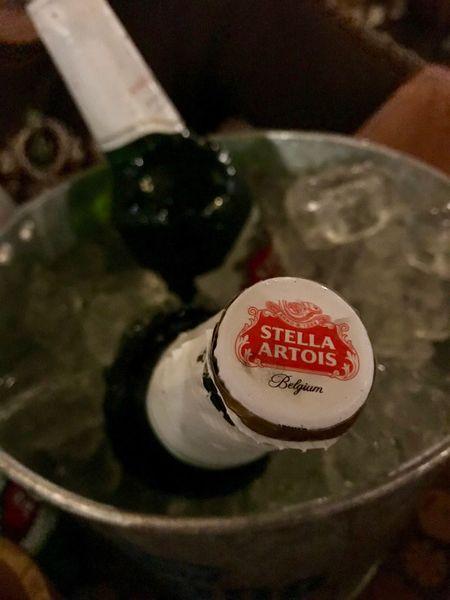 Stellaartois Stella Artois Food And Drink No People Close-up Bucket