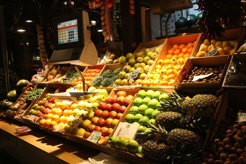 #Fresh #green #madrid #spain Food Freshness Fruit Market