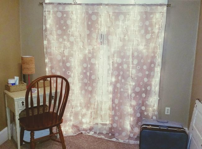 My Quirky Style My Den My Creations Repurposed Furniture Work Space Bucks County Pennsylvania Bucks County  USA Vintage Suitcases Fairylights Twinkling Lights Interiors Views