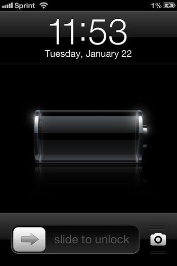 Phone Dead Af