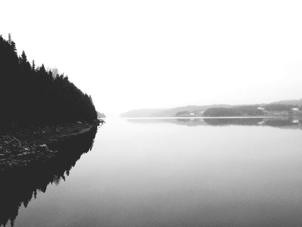 Winters Fog - iPhone 4S - Don Filter Supernormal Blackandwhite IPhoneography AMPt_community