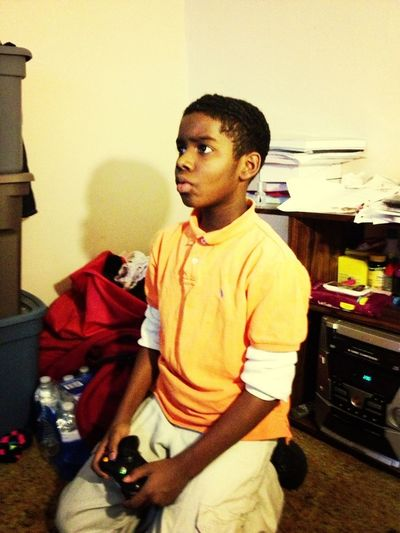 My Cousin Playin Call Of Duty