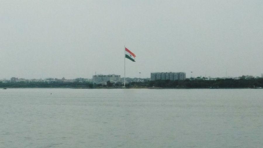 Biggestflag Lovemyindia Tiranga