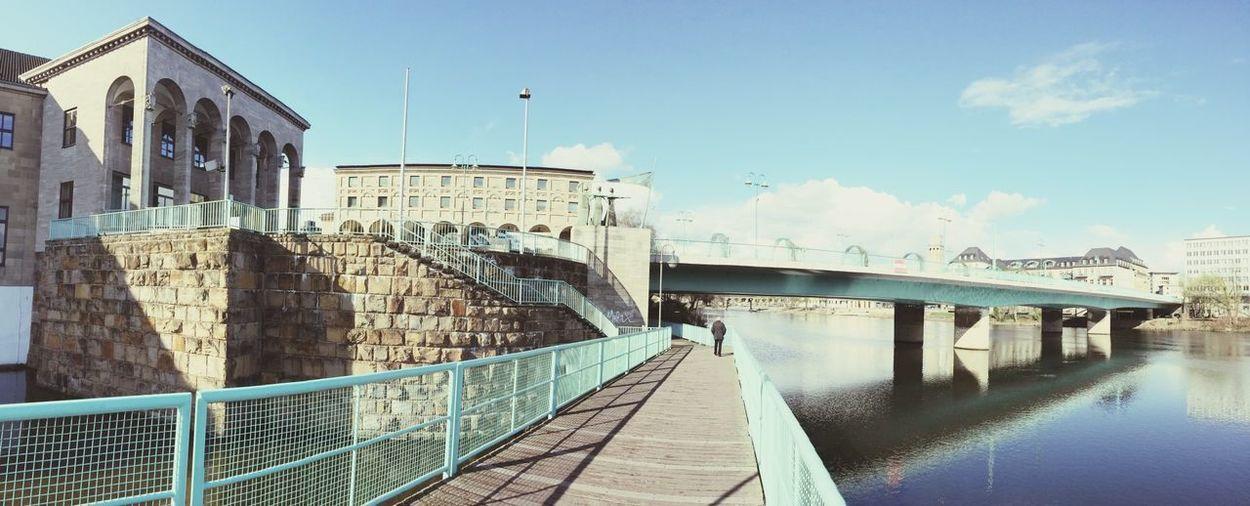Mülheim An Der Ruhr First Eyeem Photo Bridge Germany