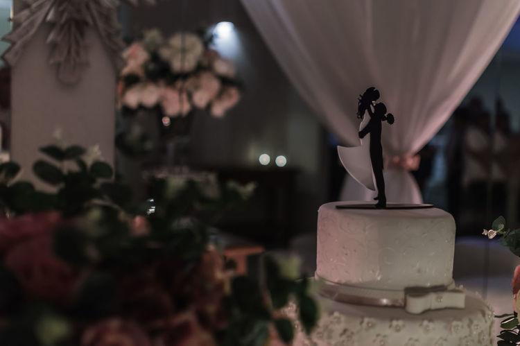 Cake Close-up Illuminated Indoors  Life Events Night No People Wedding Cake Wedding Day