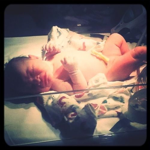 Baby Sophia Mia Rivera