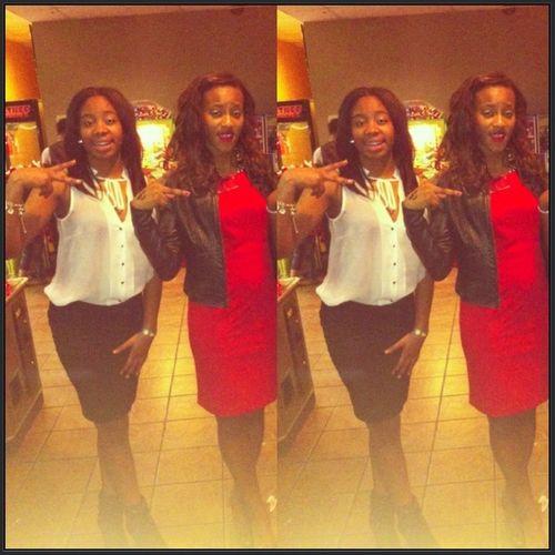 Me & My BB .✌