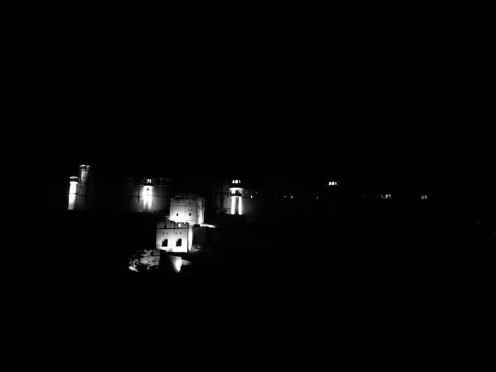 Welcome To Black Heritage Architecture Blackandwhite Light Night EyeEmNewHere Jaipur Amerfortjaipur Welcome To Black Welcome To Black
