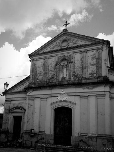 Terranova Sappo Minulio Calabria Fontana Chiesa Ragazzi Giocano Biciclette