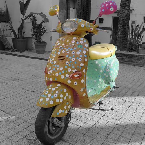 Freedom Vespa Colorful Colorupyourworld Comewithme Day Feelfree Focusonthepositive Happyinlife No People Outdoors Soulstories Spaın Windinthehair