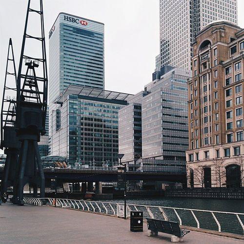 VSCO Vscocam London Canarywharf