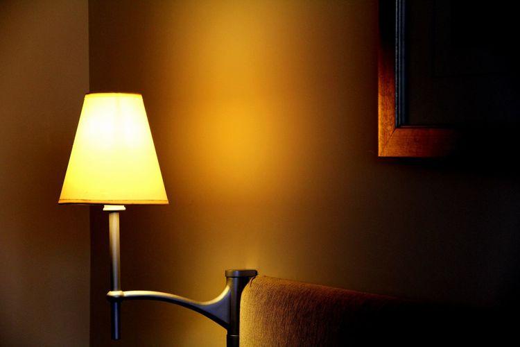 Lamp Home Showcase Interior Illuminated Floor Lamp Electricity  Home Interior Lamp Shade  Side Table Electric Lamp Close-up Furniture Electric Light Night Table Light Fixture Lamp EyeEmNewHere