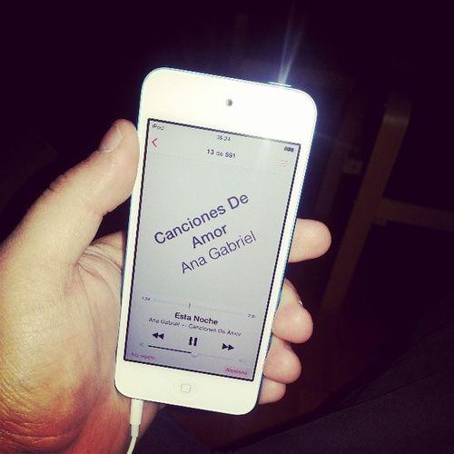 Imposible no Emocionarme Cuando Escucho esta Cancion de @anagabrieloficial !! EstaNoche