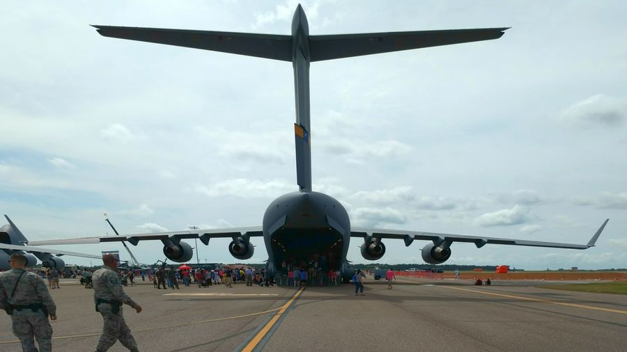 Macdill Air Force Base Tampa Florida USA Aviation Photography Cargo Plane USA United States Air Force Airplane I Love The USA Aircraft Aircraft On The Ground Airfest2016 Very Cool Military