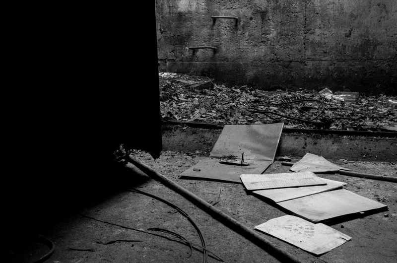 Abandoned Places EyeEm Schwimmhalle Adventure Light And Shadow Black And White