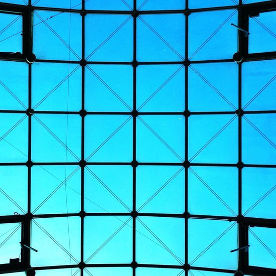 Appreciating the surrounding I thought I never knew was there. Roof Glass Building Lookingup