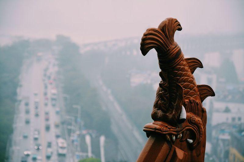 Hanging Out Hi! Enjoying Life Relaxing Taking Photos bridge Hello World Wuhan