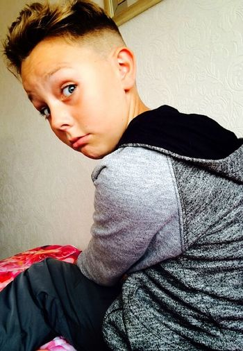 My son Harrison.. Funny Faces Little Comedian Lightofmylife I Love My Son😘 xxxx