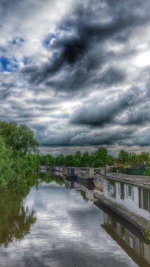 Boterdiep Sky Porn Groningen