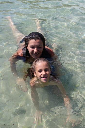 Sara and Vesna