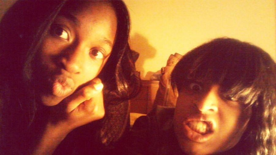 Me And My Cousin Tinzi ♥