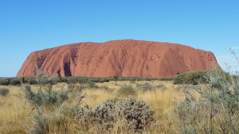 Beauty In Nature Clear Sky Desert Landscape Nature Rock - Object Scenics Tourist Destination Travel Australia