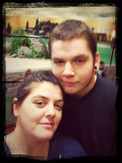 Me & The Hubby
