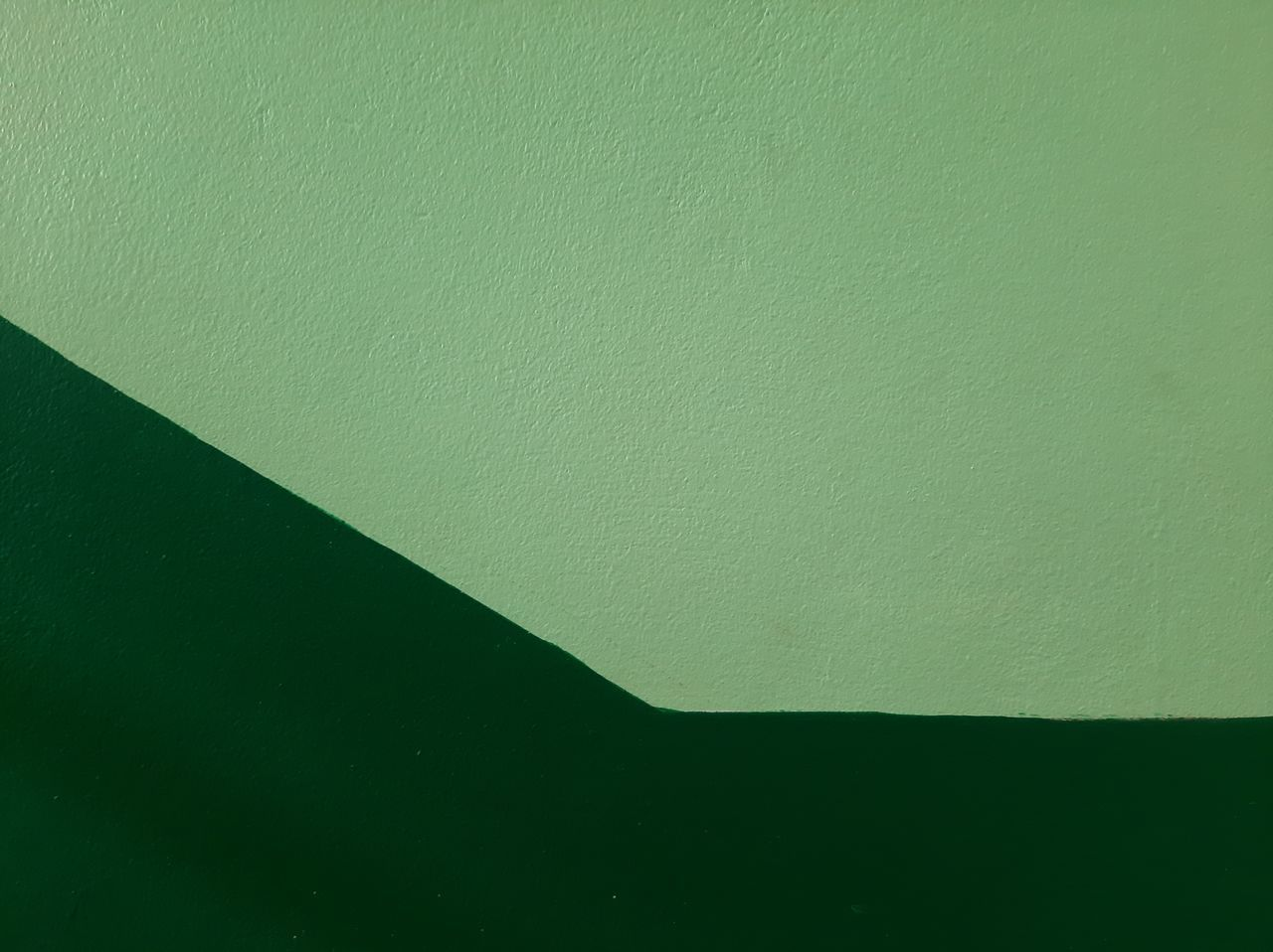 FULL FRAME SHOT OF GREEN WALL WITH PAPER