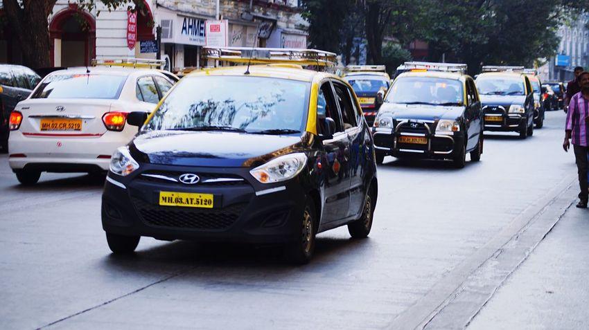 The Street Photographer - 2017 EyeEm Awards Car Transportation Land Vehicle Mode Of Transport No People Outdoors Day City Kaalipeeli Mumbai Colaba India SonyAlpha58