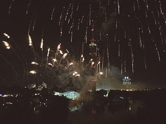 Fireworks Friends Almostweekend  Becauseimhappy