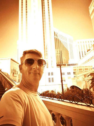 Smugface Sunglasses Travel Destinations City Looking At Camera Lasvegasbaby Built Structure Las Vegas WestgateHotel