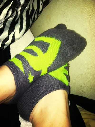 Chillin Wit My Socks On