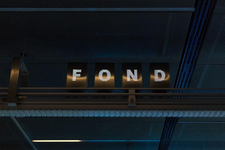FOND in motion
