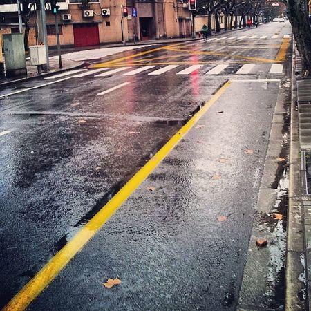 Empty Rainy Peaceful Waiting Nopain Lasting Road Roadedge Roadside Clean Wet Afternoon