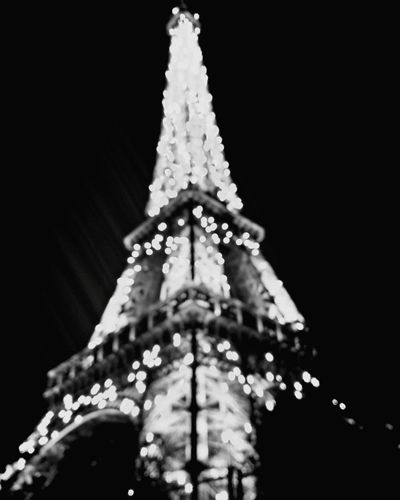 Eiffel tower First EyeEm Photo. Paris Eiffel Tower France Wonder Of The World EyeEmNewHere Welcome To Black