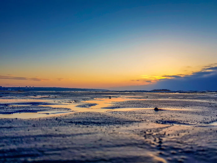 Beach Beauty In Nature Day Horizon Over Water Nature No People Outdoors Scenics Sea Sky Sunset Tranquil Scene Tranquility Water Wave