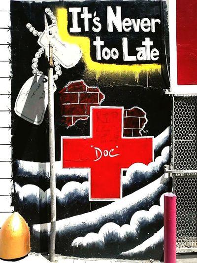 The Changing City Veterans Alley Tenderloin Artist Amos Gregory