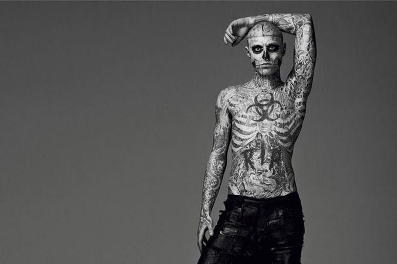 Love of my life ??? Zombieboy Beautiful Tattoo Hello World