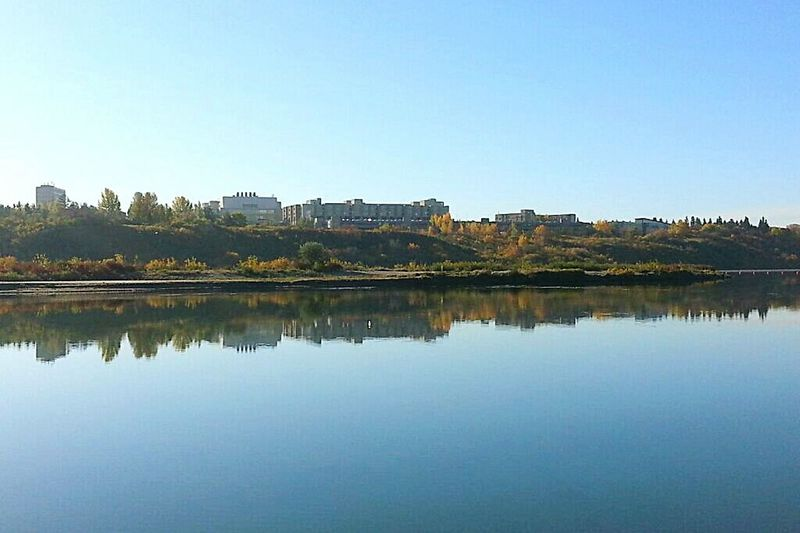 South Saskatchewan River Nature Photography South Saskatchewan River Autumn 2015 Landscape #Nature #photography