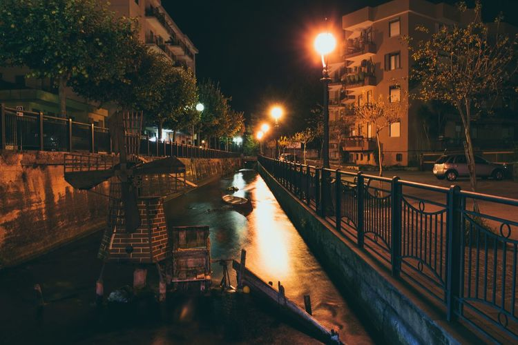 River Silk Water Old Watermill  Watermill Old Watermill Wheel Lights On Water Lamps Canoa River Eye4photography  EyeEm Gallery