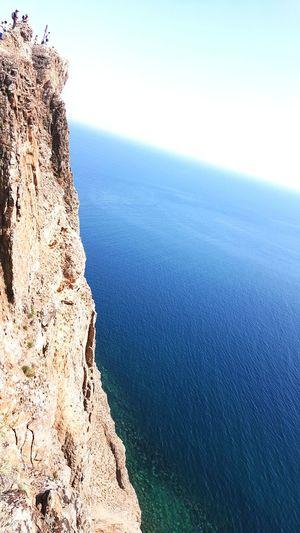 ольхон Beauty In Nature Rock - Object Cliff Edge Landscape Байкал Standing Travel Destinations