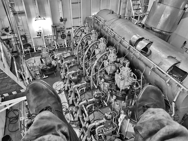 Typical Day for a Marine Engineer Seafarer MarineEngineer Seafarerslife Engineering Engineer Sea Life Humansatsea Seaman EyeEmNewHere Ship Low Section Men Standing Human Leg Shoe High Angle View Personal Perspective