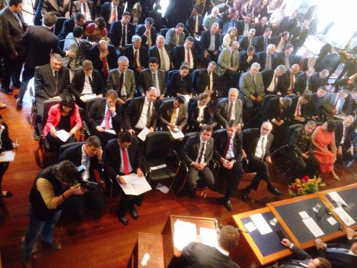 Sessão solene 180 anos da AL First Eyeem Photo