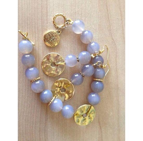 Handmade Jewellery Earings Bracelet