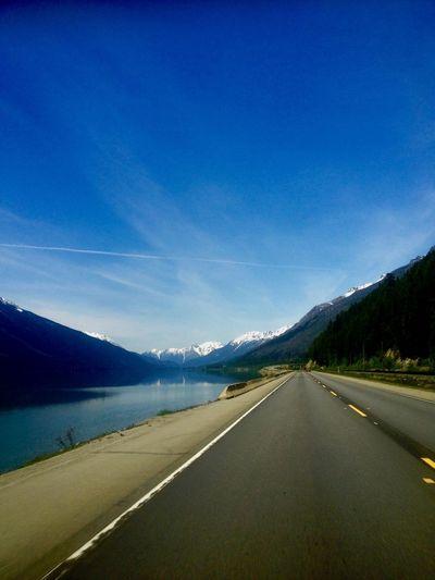 Open Road Road