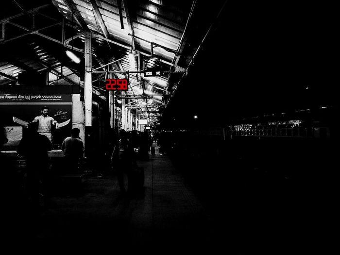 Delhi Railways Station. Situated in the Kashmiri Gate, Old Delhi, the heart of Delhi Sultanate. First Eyeem Photo Delhi Railways India Indianrailways Indianrailwaysdiaries