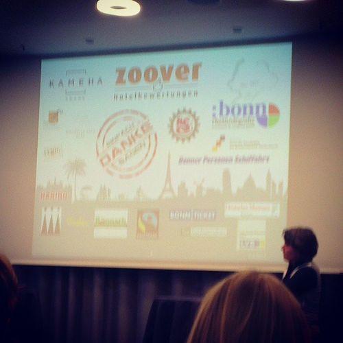 Sponsoren des #twonn2013. #bmeetsc [leicht verwackelt] Twonn2013 Bmeetsc