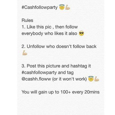 @cashh.floww Uglyfollowtrain Cashfollowtrain Cashfollowparty Summerfollowparty