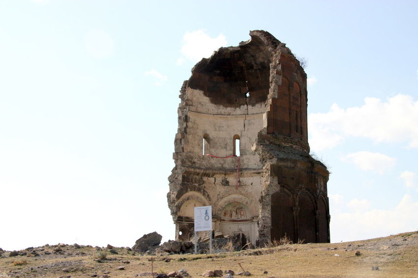medieval 091025 Abnicum Ancient City Ani Harabeleri Galpay Ghost Town Kars Religious Buildings Ruins Of Ani Turkey