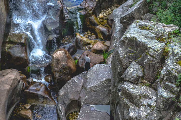 Cascade Mountains Connected By Travel Landscape_Collection Lost In The Landscape Love Nature Travel Travel Photography Beauty In Nature Close-up Day Motion Nature No People Outdoors River Rock - Object Scenics Water Waterfall